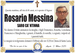 Rosario Messina